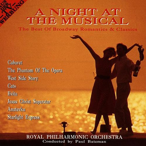 Play & Download A Night At the Musical by Royal Philharmonic Orchestra | Napster