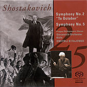 Play & Download Shostakovich, D.: Symphonies Nos. 2, 5 by Dmitri Kitayenko | Napster