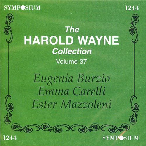 Play & Download The Harold Wayne Collection, Vol. 37 (1906-1910) by Various Artists | Napster