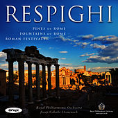 Play & Download Respighi by Royal Philharmonic Orchestra | Napster