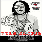 Play & Download Lickle Lickle by VYBZ Kartel | Napster