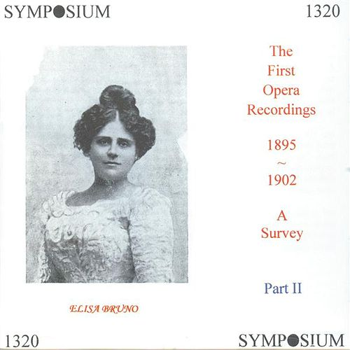 Play & Download Bruno, Elisa: The First Opera Recordings, A Survey (1895-1902) by Studio pianist | Napster