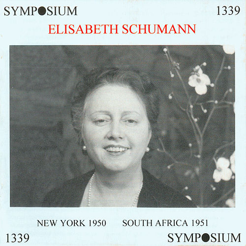 Play & Download Elisabeth Schumann by Elisabeth Schumann | Napster