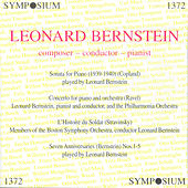 Play & Download Leonard Bernstein: Composer - Conductor - Pianist by Leonard Bernstein | Napster