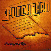 Play & Download Burning the Page by Punchcard | Napster