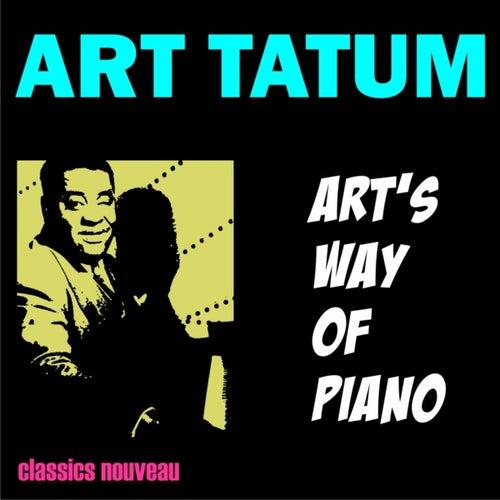 Art's Way of Piano by Art Tatum