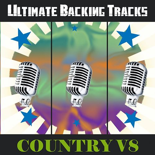 Ultimate Backing Tracks: Country V8 by Soundmachine