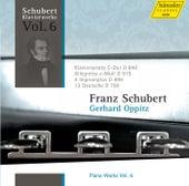 Schubert: Piano Works Vol. 6 by Gerhard Oppitz