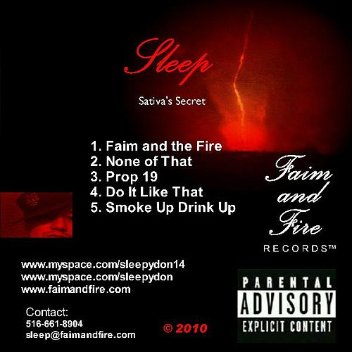 Play & Download Sativa's Secret & Comadose by Sleep | Napster