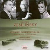 Zemlinsky, A.: Lyric Symphony by Christine Schafer