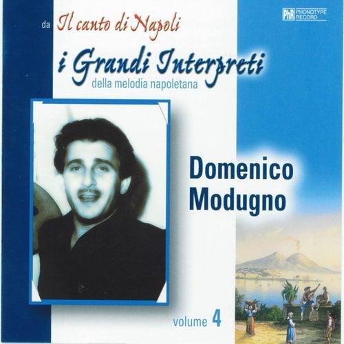 Play & Download I grandi interpreti, vol. 4 by Domenico Modugno | Napster