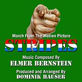 Play & Download Stripes - March from the Motion Picture (feat. Dominik Hauser) - Single by Elmer Bernstein | Napster