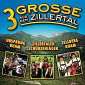 Play & Download 3 Grosse aus dem Zillertal, Folge 1 by Various Artists | Napster