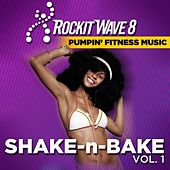 Funky Workout Mix: Shake-n-Bake; Disco House Beats for Cardio, Elliptical, Jog, Treadmill, Power Walk, Kickboxing; 126 – 134 Bpm by Deekron 'The Fitness DJ'