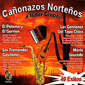 Play & Download 40 Exitos Canonazos Nortenos by Various Artists | Napster