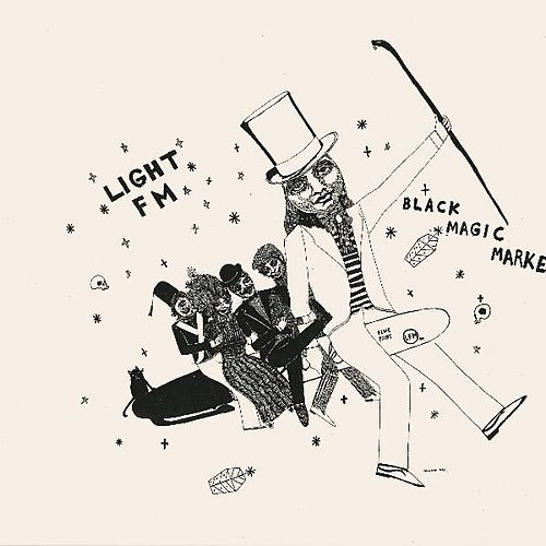 Play & Download Black Magic Marker by Light FM | Napster