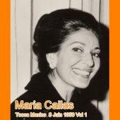 Play & Download Tosca Mexico  8 Juin 1950 Vol 1 by Maria Callas | Napster
