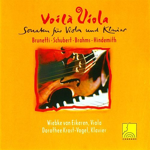 Play & Download Voila Viola! by Wiebke van Eikeren | Napster