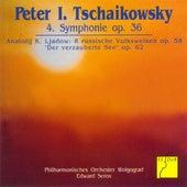 Tschaikowsky: 4. Symphonie - Ljadow: 8 russische Volksweisen - Der verzauberte See by Edward Serov