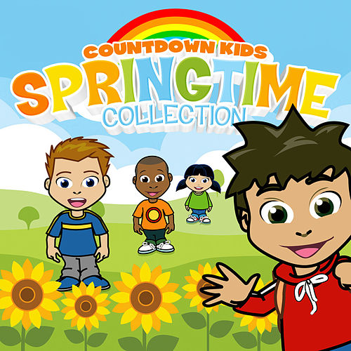 Play & Download Countdown Kids Springtime Collection by The Countdown Kids | Napster