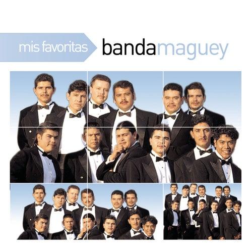 Mis Favoritas by Banda Maguey