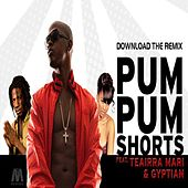 Pum Pum Shorts (feat. Gyptian & Teairra Mari) - Single by Mr. Vegas