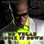 Bruck It Down - Single by Mr. Vegas
