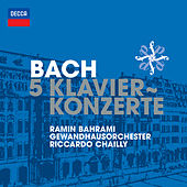 Play & Download Bach, J.S.: 5 Klavierkonzerte by Ramin Bahrami | Napster
