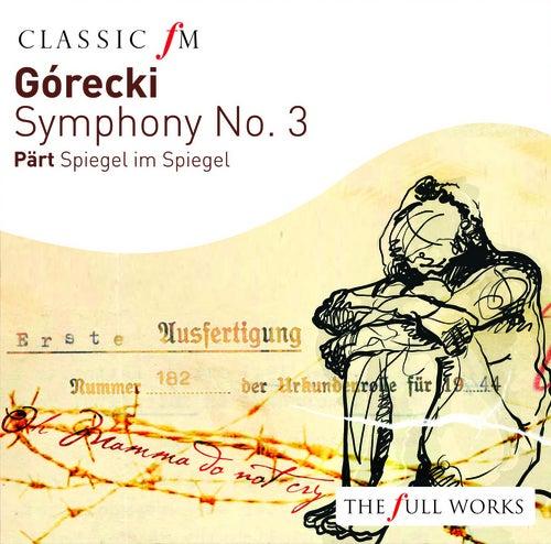 Gorecki Symphony No. 3 by Various Artists