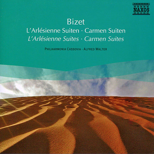 Bizet: L'Arlesienne Suites Nos. 1 and 2 / Carmen Suites Nos. 1 and 2 by Alfred Walter