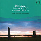 Play & Download Beethoven: Symphonies Nos. 4 and 7 by Richard Edlinger | Napster