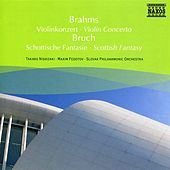 Play & Download Brahms: Violin Concerto / Bruch: Scottish Fantasy by Various Artists | Napster