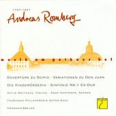 Romberg: Music at the Court of Gotha by Various Artists