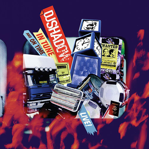 Play & Download In Tune And On Time by DJ Shadow | Napster