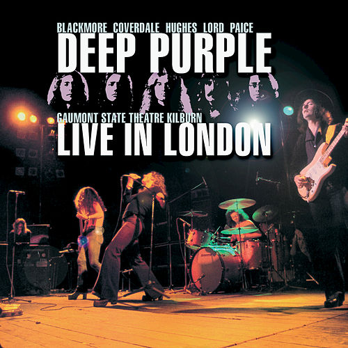 Play & Download Live In London 1974 by Deep Purple | Napster