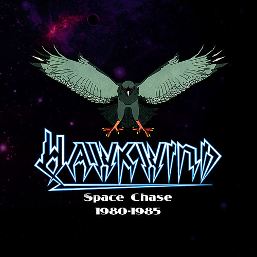 Play & Download Space Chase 1980-1985 by Hawkwind | Napster