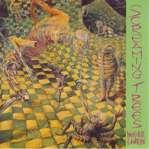 Play & Download Invisible Lantern by Screaming Trees | Napster