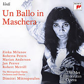 Play & Download Verdi: Un Ballo in Maschera (Metropolitan Opera) by Various Artists | Napster