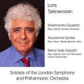 Play & Download Divertimento / Woodwind Quintet / Dance Suite by Loris Tjeknavorian | Napster