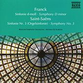 Play & Download Franck: Symphony D Minor / Saint-Saens: Symphony No. 3 by Various Artists | Napster