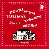 Bhangra Superstars Volume 2 by Various Artists