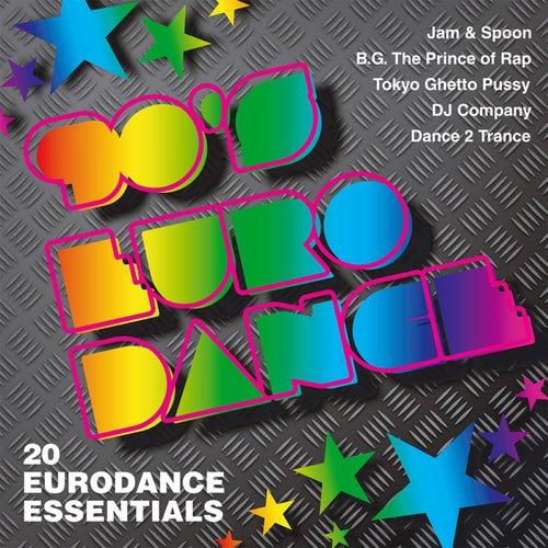 90's Eurodance - 20 Eurodance Essentials by Various Artists