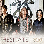 Hesitate - Single by Stars Go Dim