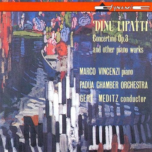 Play & Download Lipatti: Piano Concertino in the Classical Style / Piano Sonatina / Nocturnes by Marco Vincenzi | Napster