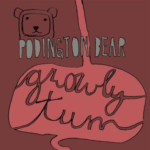 Growly Tum by Podington Bear