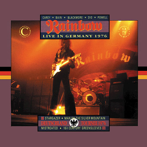 Play & Download Live In Germany 1976 by Rainbow | Napster