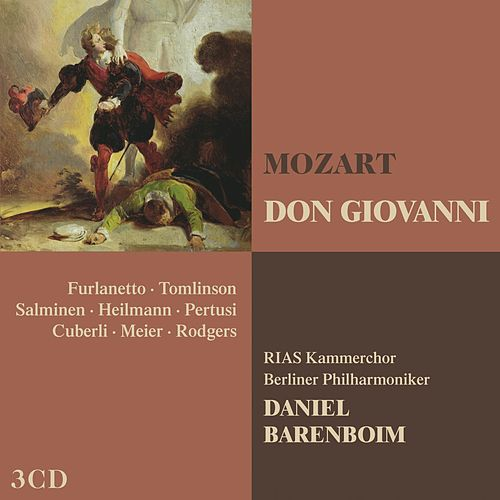 Play & Download Mozart : Don Giovanni by Daniel Barenboim | Napster