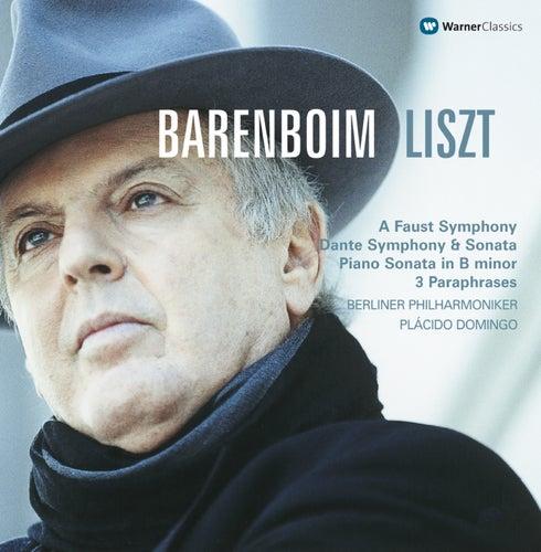 Liszt : Symphonies & Sonatas by Daniel Barenboim