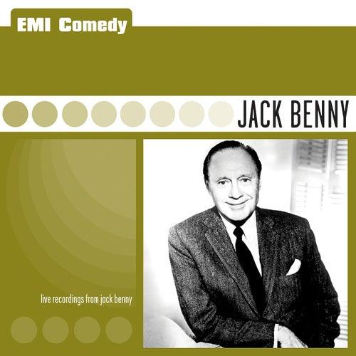 EMI Comedy - Jack Benny by Jack Benny