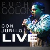 Con Jubilo (Live)- Single by Puchi Colon